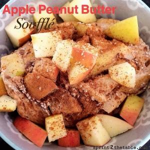 Apple-Peaunt-Butter-Souffle