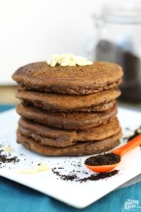 Paleo-Mocha-Almond-Pancakes