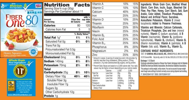 Fiber_One_80_Calorie_Honey_Squares_Nutrition